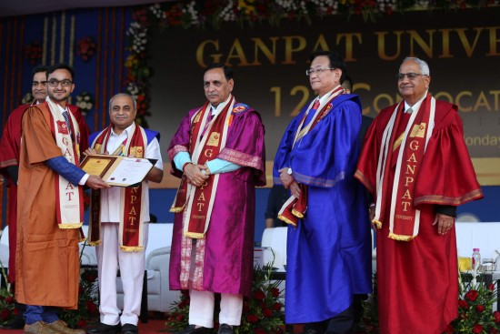 ganpat-university-convocation-201711th-convocation