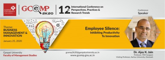 gcemp-ganpat-university-international-conference-on-management-perspectives-practices-research-trends